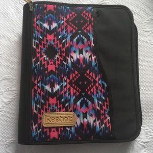 /3 for $20/ Zip up binder